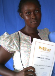 Mariama Kargbo
