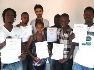 certificates JAMES