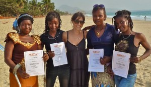 certificates women wendie