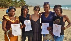 certificates women wendie