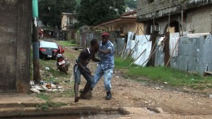 films The Way screen grabs Tone die arrested