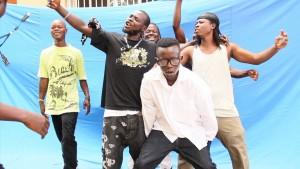 BSF shooting hip hop ebola