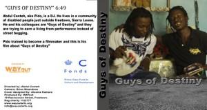 Cover for Guys of Destiny