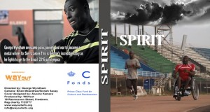 Cover for Spirit