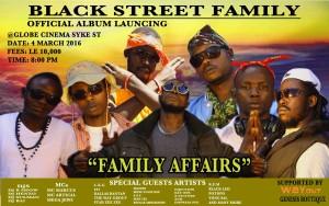 BLACK STREET FAMILY