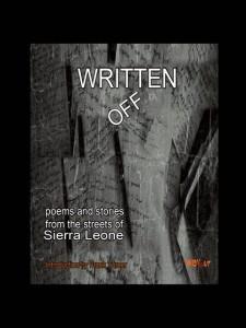 WRITTEN OFF BOOK COVER